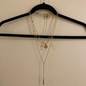 Madewell Layering Necklace Set